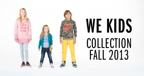 WE Kids: Collection Fall 2013